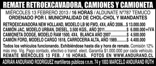 RETROEXCAVADORA 4X2